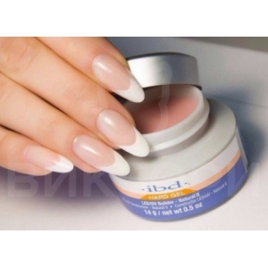IBD LED/UV Builder Gel Natural II, 14 г