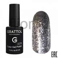 Grattol Color Gel Polish Vegas 02, 9ml