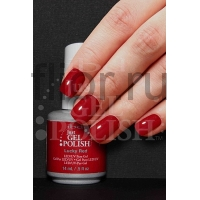 Гелевый лак ibd Jast gel Lucky Red