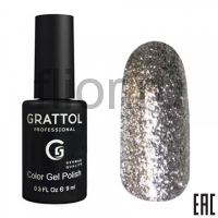 Grattol Color Gel Polish Vegas 01, 9ml