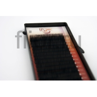 Ресницы Crown Lashes MIX С;0,10 12 линий (8-13мм)