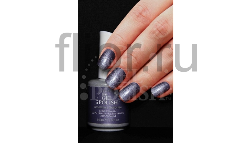 Гелевый лак ibd Jast gel Amethyst Surprise