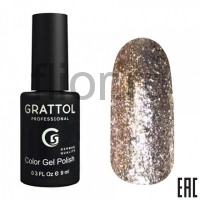 Grattol Color Gel Polish Vegas 04, 9ml