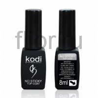 "Top Coat ""No Sticky"" Kodi 8ml топ без липкого слоя"
