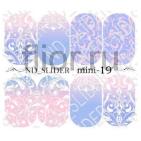 ND Slider mini 19