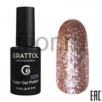 Grattol Color Gel Polish Vegas 05, 9ml