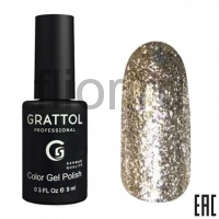 Grattol Color Gel Polish Vegas 03, 9ml